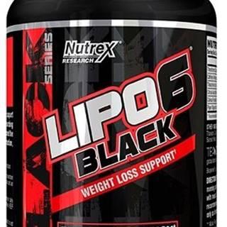 Lipo 6 Black - Nutrex 120 kaps