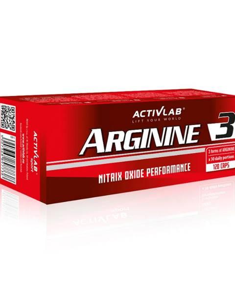 ActivLab ActivLab Arginine 3 120 kaps.