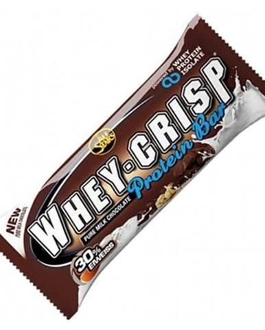 All Stars Proteínová tyčinka Whey-Crisp 50 g mliečna čokoláda