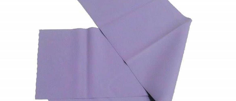 Latex aerobic guma 1200x150x0,5 - Fialová